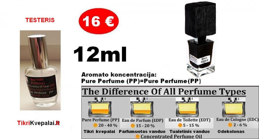NASOMATTO BLACK AFGANO TESTERIS 12ml (Parfum) Pure Perfume Unisex