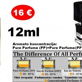 NASOMATTO BLACK AFGANO 12ml (Parfum) Pure Perfume Unisex