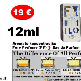 """TESTERIS. EX NIXILO """"FLEUR NARCOTICUE"""" 12ml (PP) Pure Perfume Unisex"""