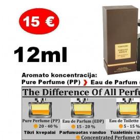 """""""TOM FORD"""" TOBACCO VANILLE Kvepalai moterims ir vyrams 12ml TESTERIS (Parfum) Pure Perfume"""