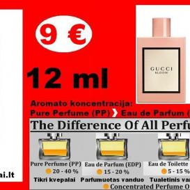 """GUCCI"" BLOOM Kvepalai Moterims 12ml TESTERIS (Parfum) Pure Perfume"