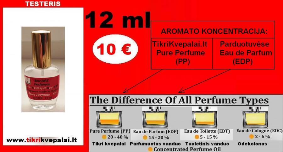 """PAKO RABANE"" LAIDY MILION Kvepalai Moterims 12ml TESTERIS (Parfum) Pure Perfume"