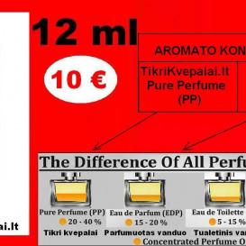 """PAKO RABANE"" LADY MILLION Kvepalai Moterims 12ml TESTERIS (Parfum) Pure Perfume"