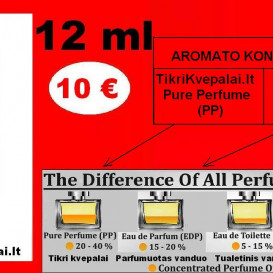 """PAKO RABANE"" OLYMPEA Kvepalai Moterims 12ml TESTERIS (Parfum) Pure Perfume"