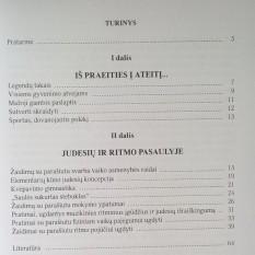 Laimutė Bobrova, Audronė Šarkauskienė, Sigita Černiauskienė. ŽAIDIMAI SU PARAŠIUTU