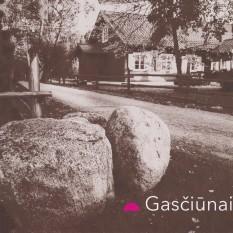 GASČIŪNAI. Nuotraukų albumas