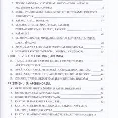 Tatjana Borisevičienė, Teresė Hokienė ir kt. LIETUVIŲ KALBOS UŽDUOTYS 9 klasei. 3 dalis