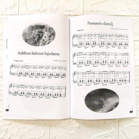 Darius  Bachovas. Lietuvių liaudies muzika akordeonui
