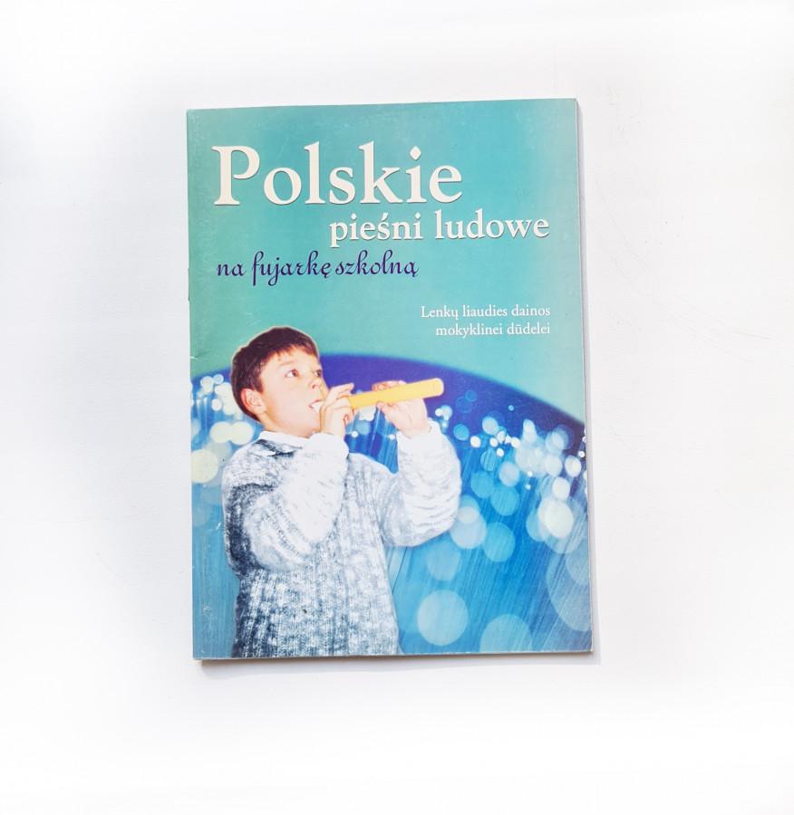 Polskie pieśni ludowe na fujarkę szkolną