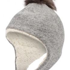 Vilnonė kepurė 6-12 mėn.