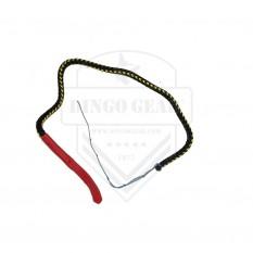 Polipropileninė virvutė stekui - botagui