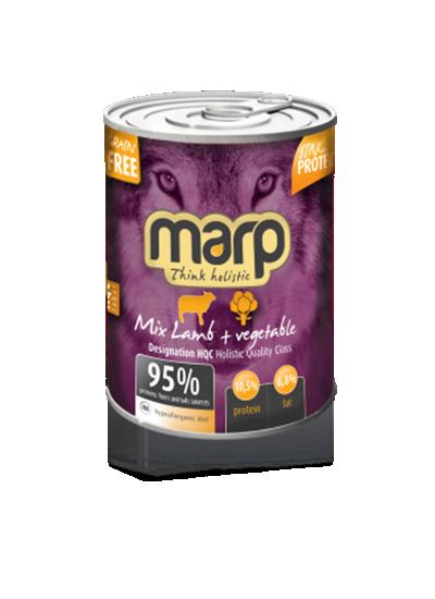 Marp holistic – ėriena su daržovėm