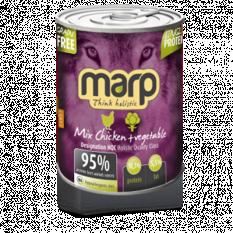 Marp holistic chiken + vegetable