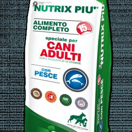 NUTRIX PIU con PESCE
