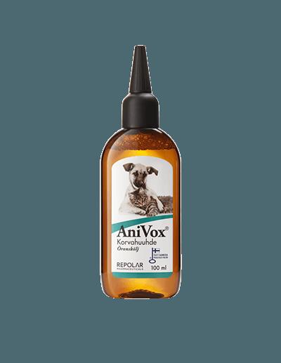 AniVox® ausų valymo skystis