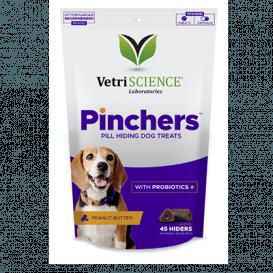 Pinchers – skanukai šunims – tabletėms suduoti