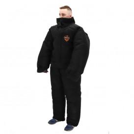 Apsauginis kostiumas - maksimali apsauga, striukė