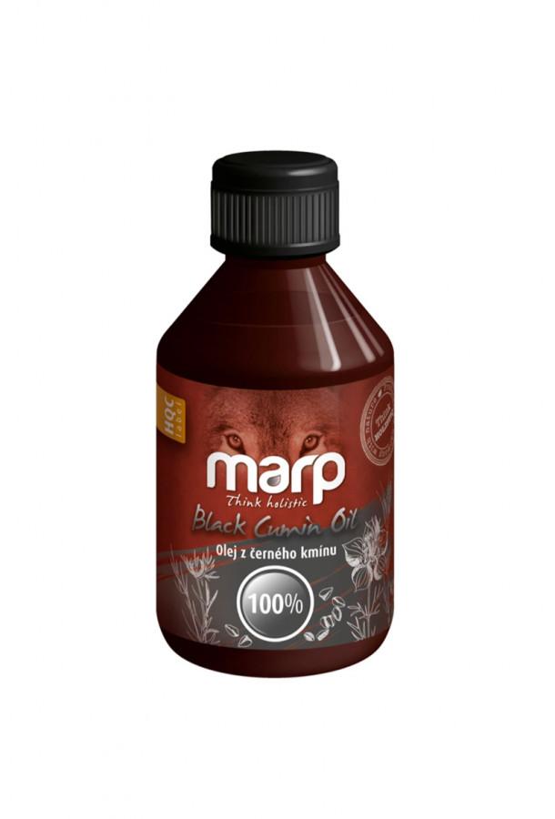 Marp Think Holistic – šaltai spaustas juodųjų kmynų aliejus