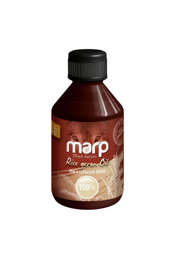 Marp Think Holistic – šalto spaudimo ryžių gemalų aliejus