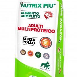 NUTRIX PIU-MULTIPROTEICO ADULTI