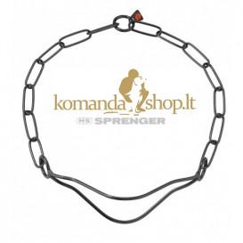 HS Sprenger Show Collar antkaklis ringui, kuroganas