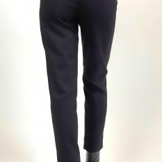 Juodos spalvos klasikinės kelnės