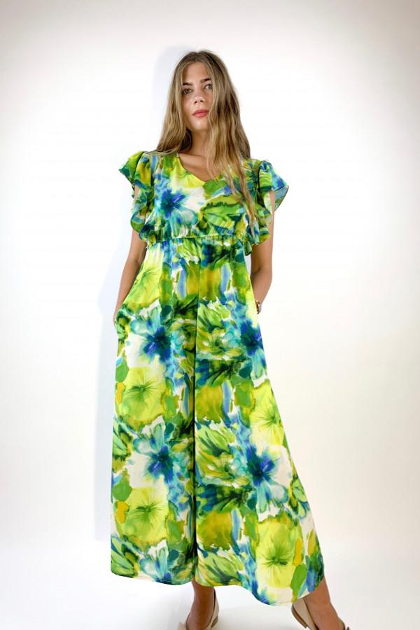 Tapyto rašto suknelė
