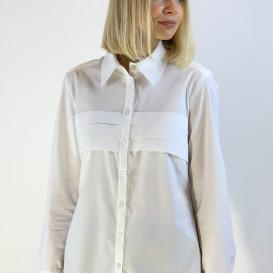 Baltos spalvos marškiniai