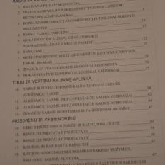 Lietuvių kalbos užduotys 9 klasei. 3 dalis (mokiniams, besimokantiems pagal pritaikytas programas, su atsakymais)