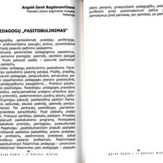 Knyga - pilietis - tauta. Tekstai iš vienos raidės