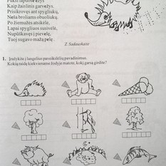 J. Ivanavičienė, R. Jurienė, A. Kairienė. Skirkime balsius e, ė ir dvibalsį ie