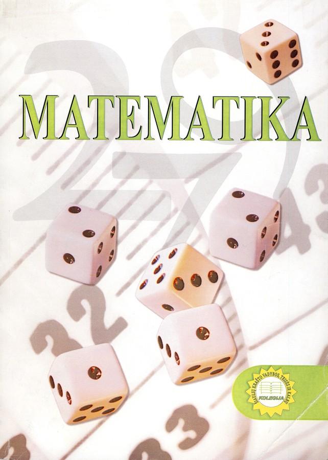 Matematika (sud. R. Dudėnas)