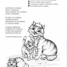 Nijolė Ašmonienė. Mano naminiai gyvulėliai. I d.