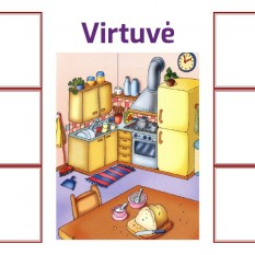 MANO NAMAI. Ugdomasis loto žaidimas 2–7 metų vaikams