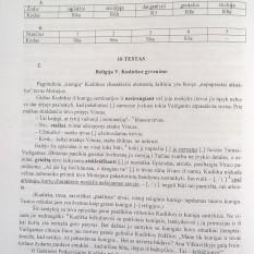 KOMPLEKTAS. Vytautas Šalavėjus. Rašybos ir skyrybos užduotys 11-12 klasių mokiniams. 1-3 dalys (su atsakymais)