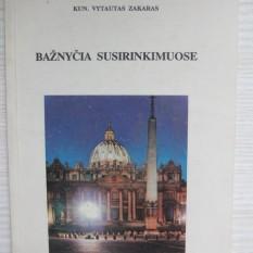 Zakaras Vytautas. Bažnyčia susirinkimuose