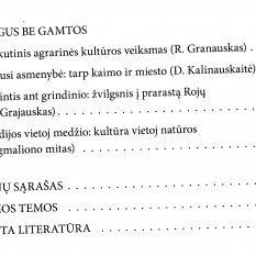 Onutė Baumilienė. Literatūra-dialogo partneris samprotaujant. Gamta ir žmogus. Komentarai ir užduotys