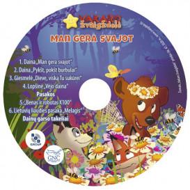 """""""Vakaro žvaigždelė"""" (2020 m., Nr. 47) + CD"""