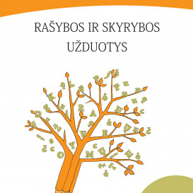 Vytautas Šalavėjus. Rašybos ir skyrybos užduotys 11-12 klasių mokiniams. 2 dalis (be atsakymų)