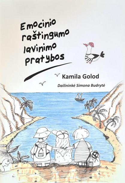 Kamila Golod. Emocinio raštingumo lavinimo pratybos