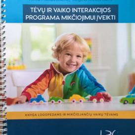 Vilma Makauskienė, Regina Ivoškuvienė. Tėvų ir vaiko interakcijos programa mikčiojimui įveikti