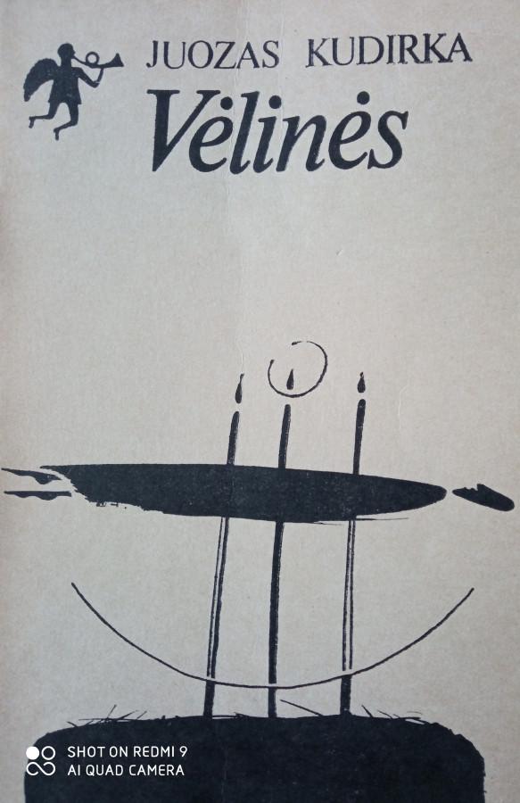 Sena knyga. Juozas Kudirka. Vėlinės
