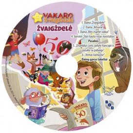 """""""Vakaro žvaigždelė"""" (2021 m., Nr. 50) + CD"""