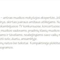 Jolanta Raišutienė. Ateikite į šventę + CD