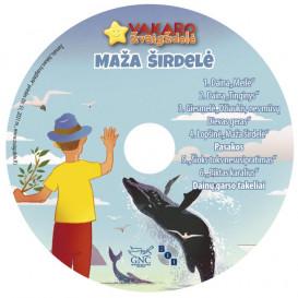 """""""Vakaro žvaigždelė"""" (2021 m., Nr. 51) + CD"""