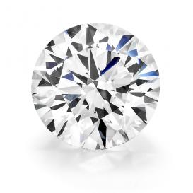 0.50 Ct Deimantas I / SI1