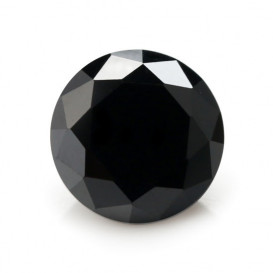 0.18 Ct Juodasis deimantas