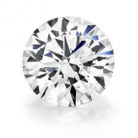 0.20 Ct Deimantas G / VSI1
