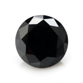 0.25 Ct Juodasis deimantas