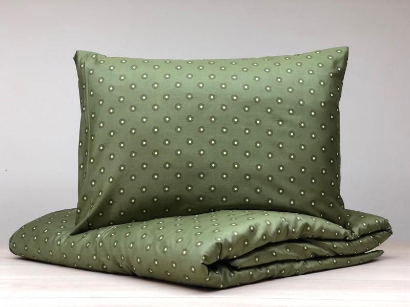 "Patalynės komplektas ""Dots green"" 145/205"